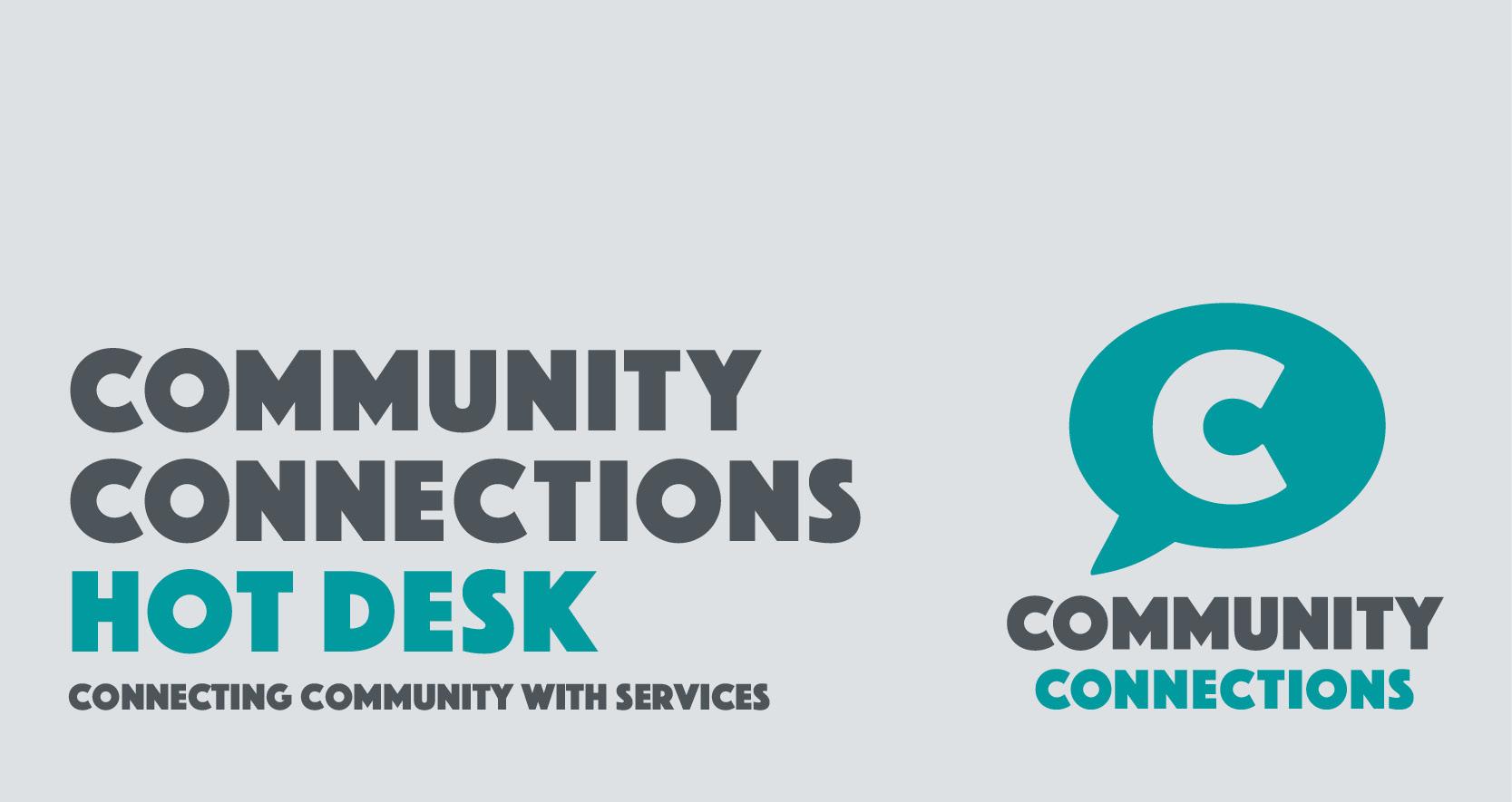 Community Connections Hot Desk Thumbnail