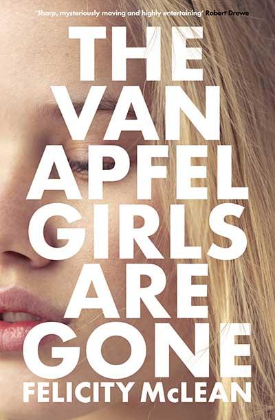 Book cover - Felicity McLean