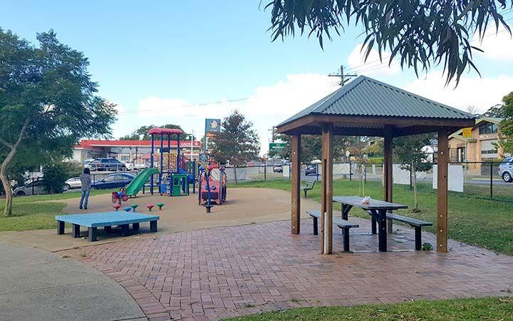 Berowra Park shelter