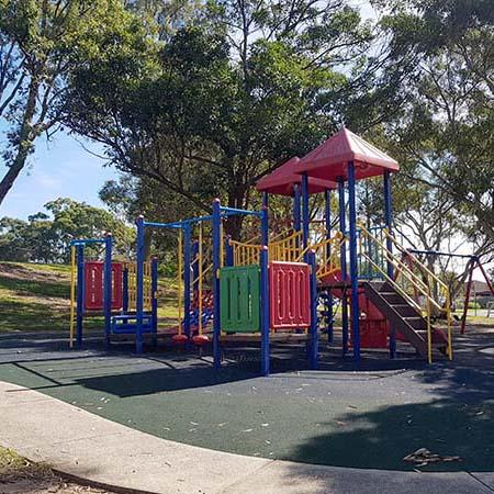 Parkland Oval Playground