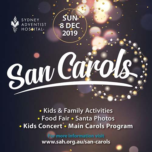 SAN Carols