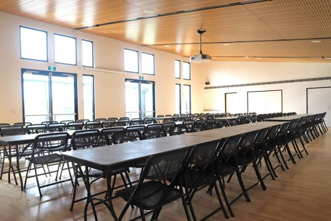 Storey Park Meetnig Room