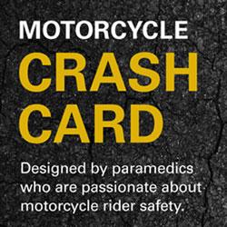 crash card information