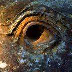 Rock Eye by Hamid Jahanian