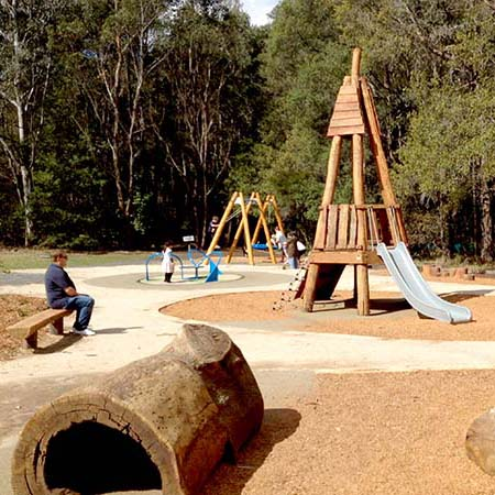Carrs Road Playground