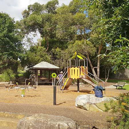 Hickory Park Playground