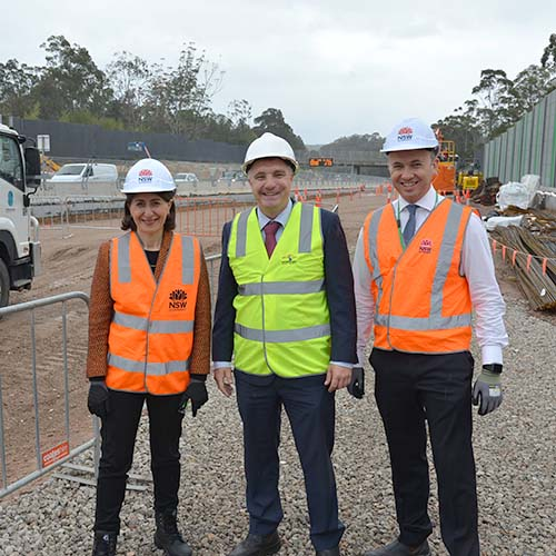 North Connex Tunnel breakthrough