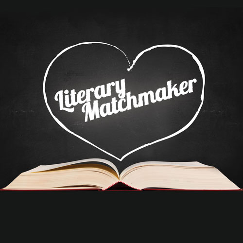 Literary Matchmaker web tile