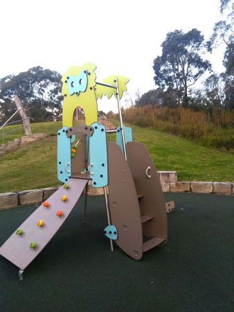 Brickpit Park play equipment