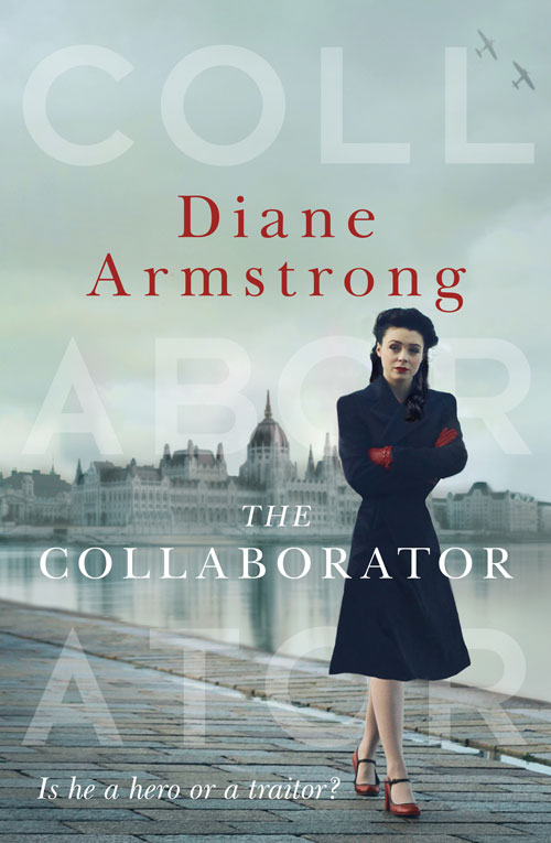 Diane Armstrong book cover