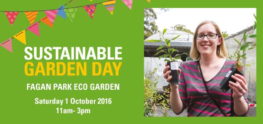 Sustainable Garden Day