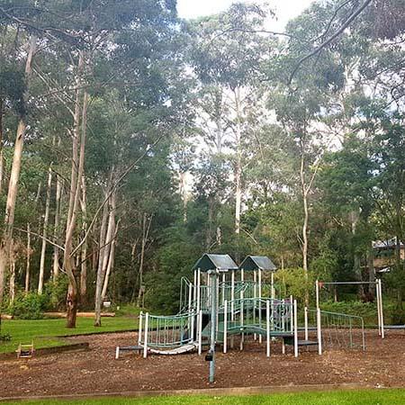 New Farm Road Reserve Playground