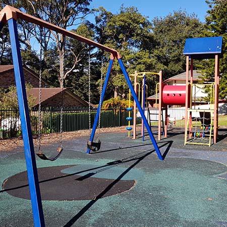Rannoch Park Playground