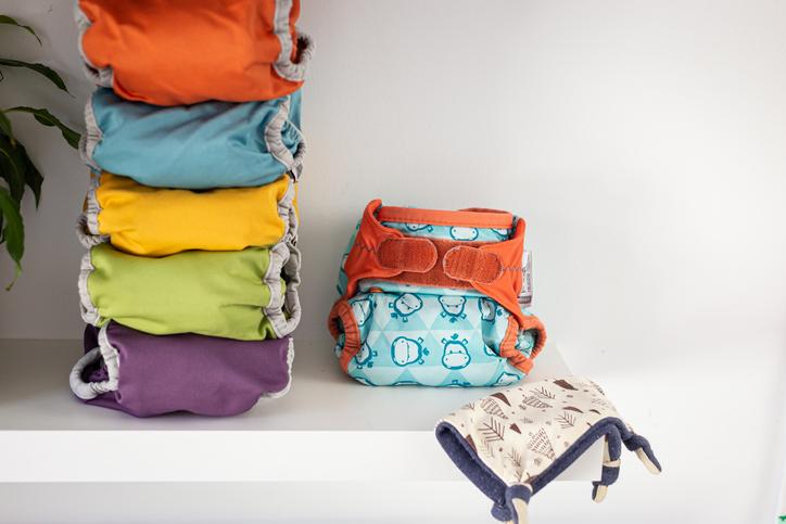 fun washable reusable nappies